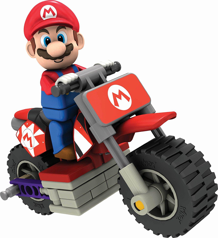4984bbe030 Get Quotations · Nintendo Mario and Standard Bike Building Set