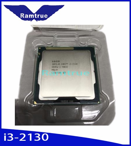 Fully tested New and cheap cpu processor 1155 i3 2130