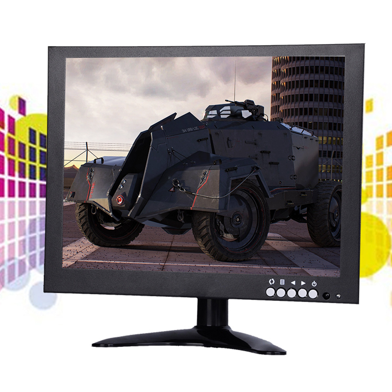 800x600 resolution display 10.4 inch lcd pos monitor