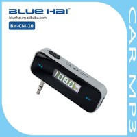 2016 High Quality Car Audio Mp3 Usb Player,Car Kit Bluetooth Mp3 Player With Fm Transmitter USB Charger