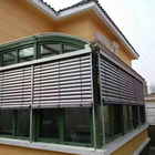 Low MOQ UV Protect Outdoor Aluminum Venetian Shades/Blinds