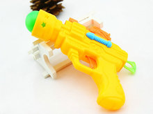 Free Shipping Children s Plastic Toy Gun Stretch Tennis Christmas Birthday Fun Outdoor Sports Color Random