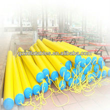 safe inflatable buoy water park toys for guard rail
