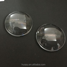 Wholesale 2016 New Acrylic lenses 25mm 34mm 37mm Google Cardboard V2 double convex lenses