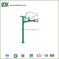 High quality cheap basketball hoop inground basketball system
