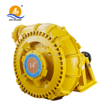 centrifugal sand booster pump