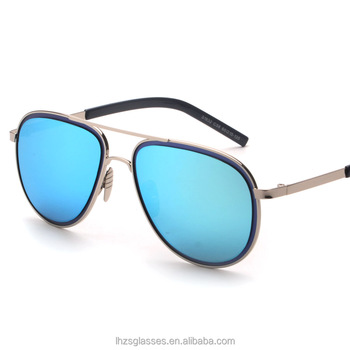 3d9510f083 Moda Steampunk gafas de sol 2016 mujeres del diseño hombres marca de metal  gafas de sol