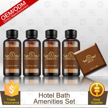 High Quality 5 Star Hotel Bathroom Amenities/bathroom Set/bath ...