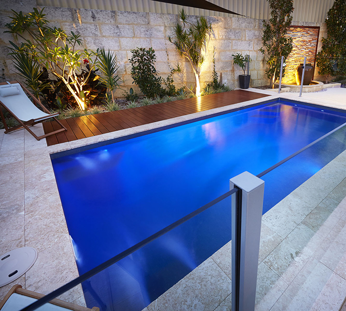 Custom 6mm 8mm 10mm 12mm Thick Clear Toughened Glass Wall For Swimming Pool With Australia Standard