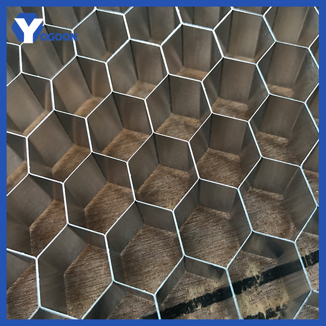 Well Priced aluminum honeycomb core slices for kc spare parts