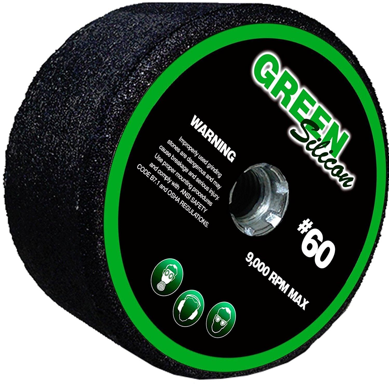 Grinding Wheel T1 SC 8x1x1 60G Green