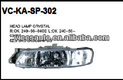 For Kia Sephia 96-98 Car Auto Head Lamp