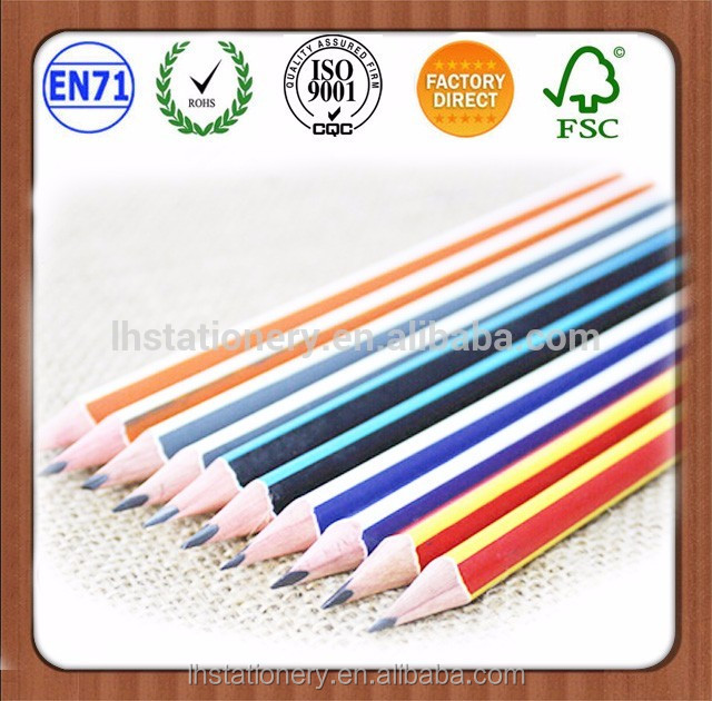 portable magnetic wooden pencil with SGS certificate
