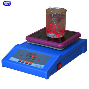 1l/2l/5l/10l/15l Digital Thermostatic Heating Plate scientific equipment manufacturers