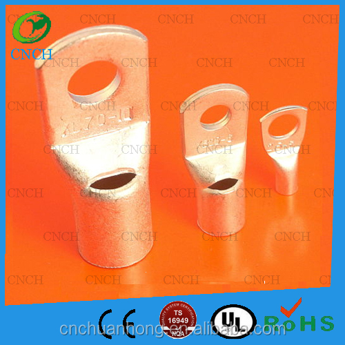 High Quality Copper Tube Terminals - Battery Cable Lugs/Eyelets Sizes 2.5mm-70mm