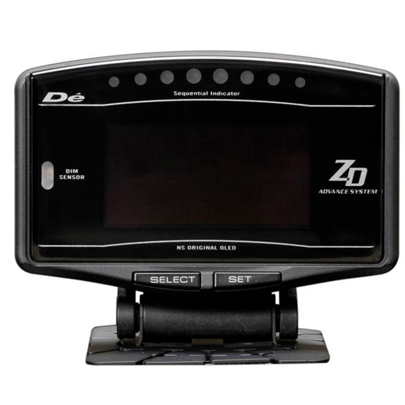 defi advance zd 10 in1 defi style link df09701 sports package oled digital tachometer full kit. Black Bedroom Furniture Sets. Home Design Ideas