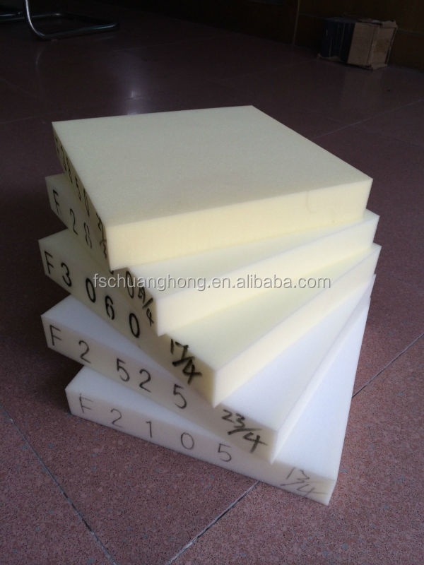 Polyurethane foam/ Furniture foam/ Vaccum foam