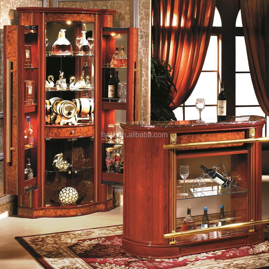 T02 # bar meubels voor koop vintage thuis woonkamer decor-houten ...