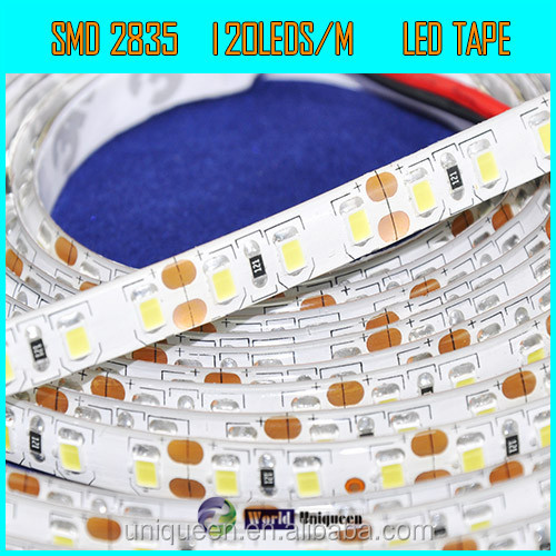 LED Light Strips Reel - 16.4ft (5m) Super Bright LED Tape Light with 36 SMDs/ft., 1 Chip SMD LED 2835