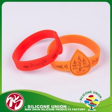 Silicone cheapest all kinds charming wristbands events