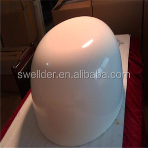 Vacuum Forming ABS Plastic Antenna Radome Supplier/Plastic Cover Manufacturer/Factory