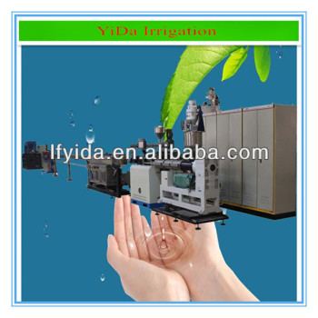 Drip irrigation pipe production machines made in China
