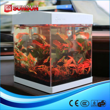 Sunsun Aquariums Pvc Nano Fish Tank