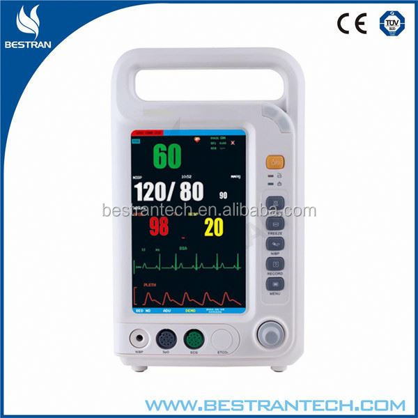 BT-PM8A CE/ISO hospital patient nursing inspection equipment, medical operating room monitor for sale