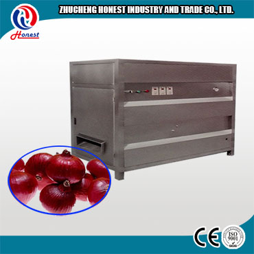 Hot Sale Industrial Small Onion Peeling Machine Price