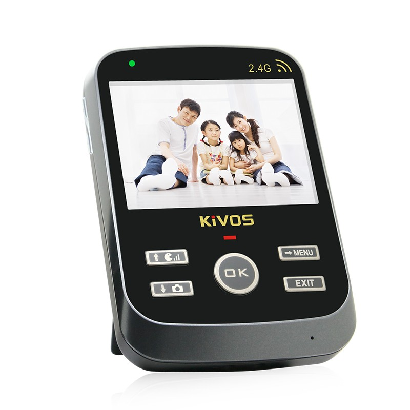 KDB303 Intercom Color Video Door Phone High Quality Made In China Wireless Doorbell Camera