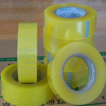 Waterproof Feature and Carton Sealing Use High Quality Bopp Machine Packaging Tapes
