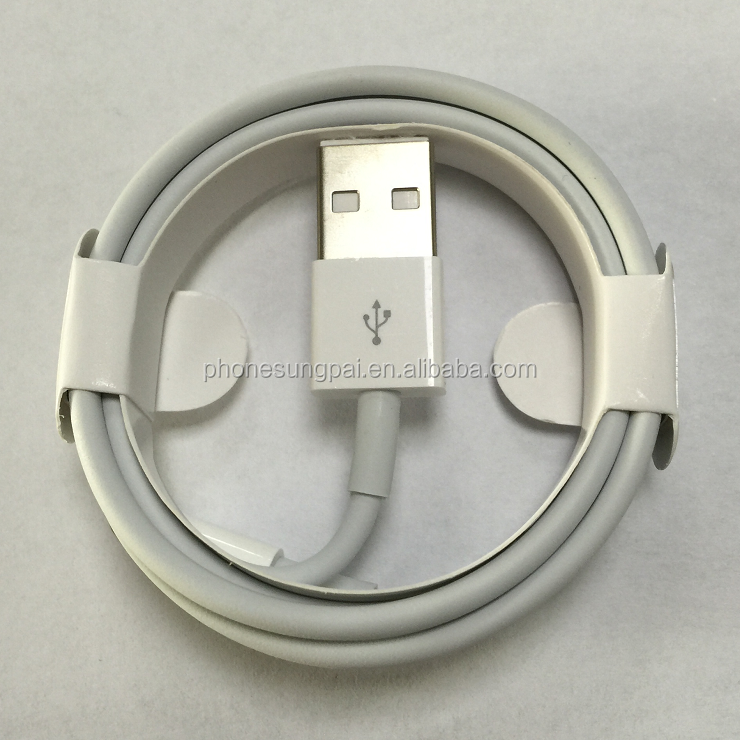 Supporto IOS11 USB cavo del caricatore per apple iphone 8 cavo originale