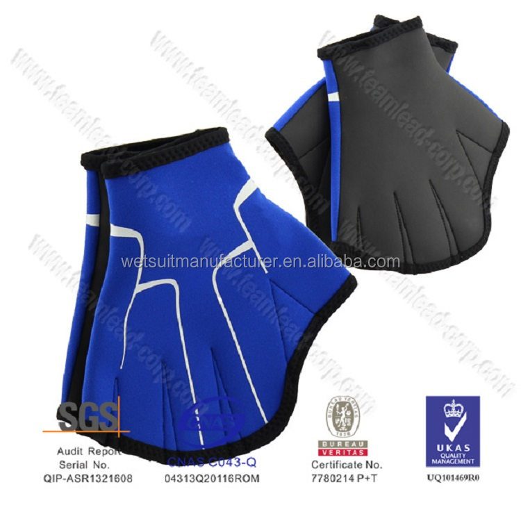 Water playing Sport Diving neoprene Swimming Gloves