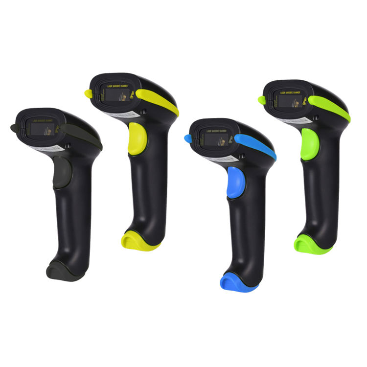 Best Price Bluetooth Handheld Wireless Barcode Scanner for Tablet PC, iOS, Android, Mobile POS System