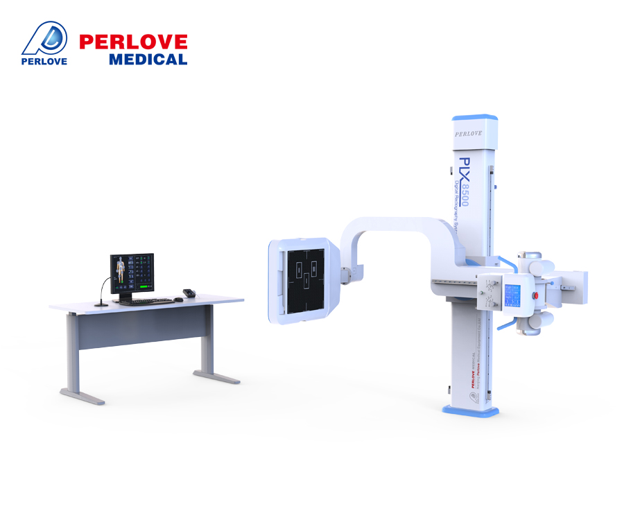 Low radiation leading x ray machine manufacturers PLX8500D