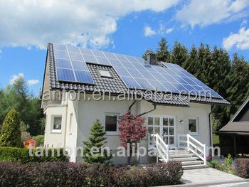 Sistemi solari per le case casa mobile pannello solare sistema