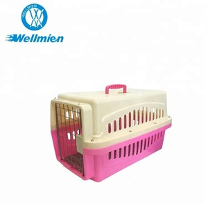 Go Out With Your Pet Air Travel,Ventilated Breathable Acrylic Pet Cage/Cage Pet