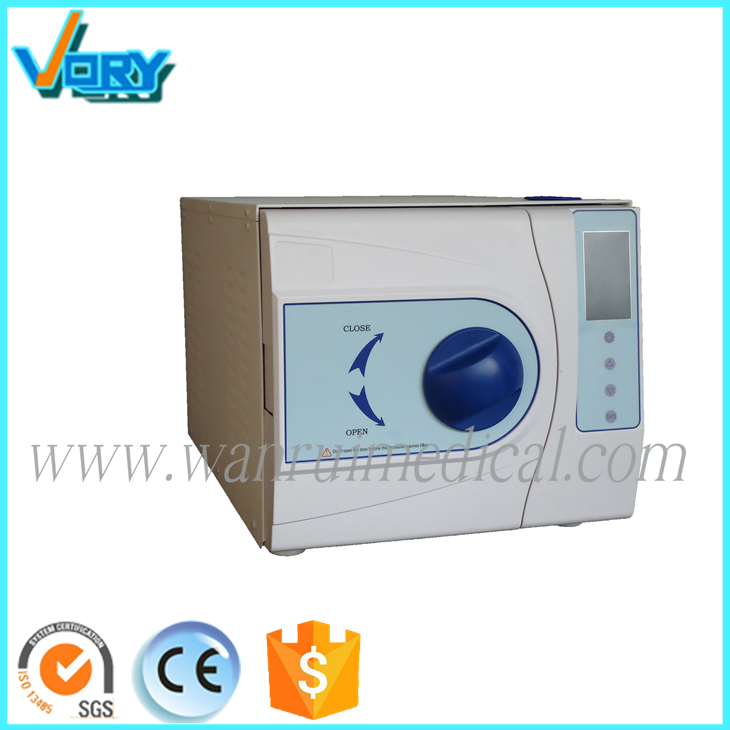 Wanrui portátil dental autoclave dental para clínica dental