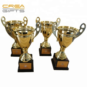 Factory Supplier Trophy And Cup Football Gold Trophies Custom Sports Competitive Price
