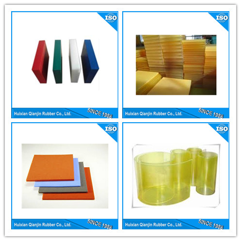 70-90 shore A plastic pu sheet