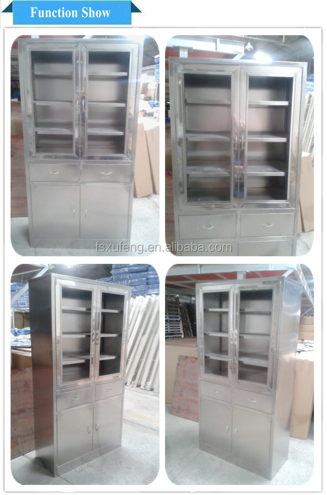 Group Instrument Medicine Cabinet/pharmacy Cupboard