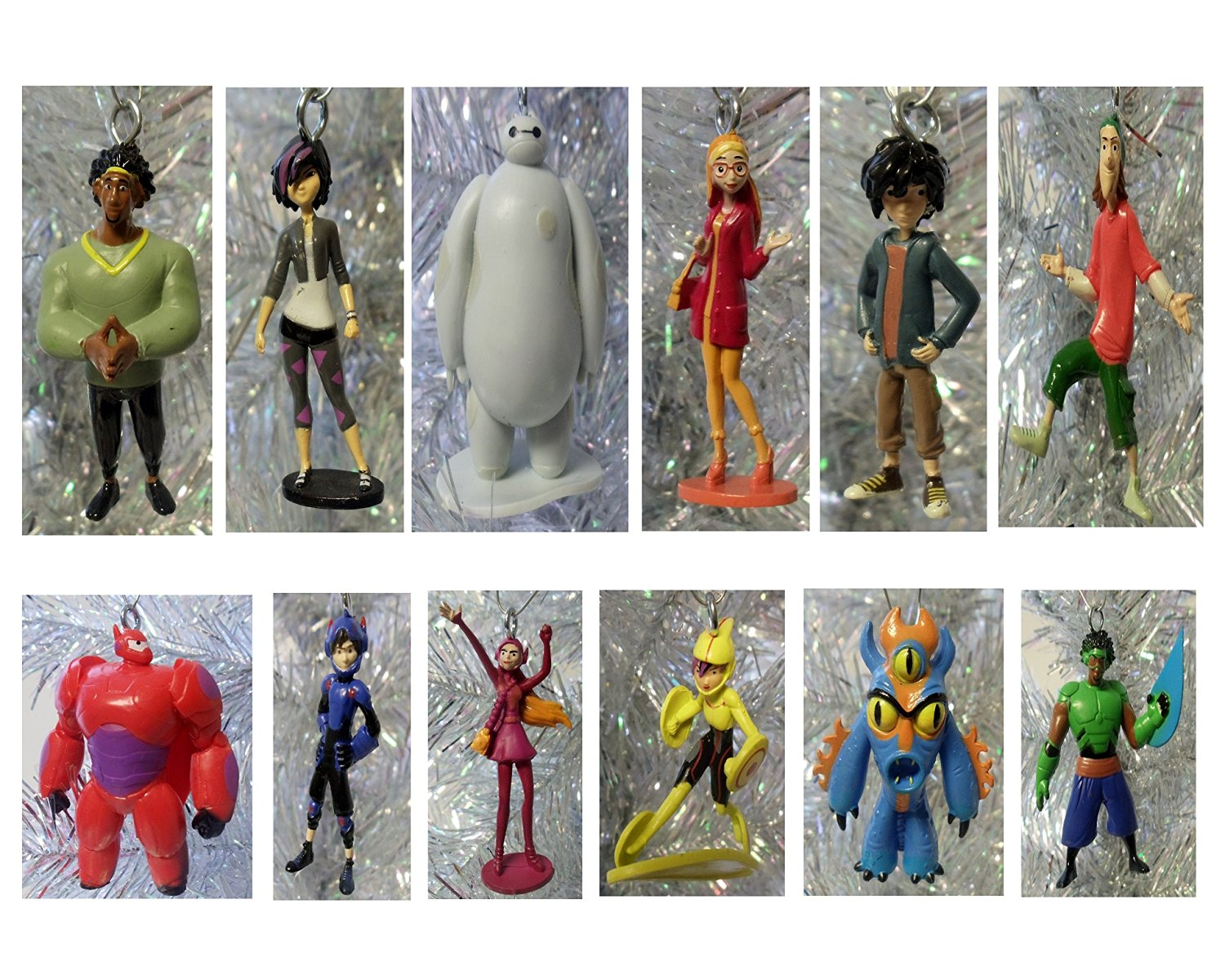 Buy The Flinstones Christmas Ornaments Featuring, Fred Flinstone ...