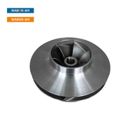 Customized Pump Impeller Stainless Steel Investment Casting