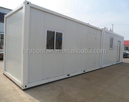 Flat Pack Sandwich Panel Sea Container Office