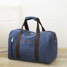 Active Leisure Travel bag with Canvas Material OEM