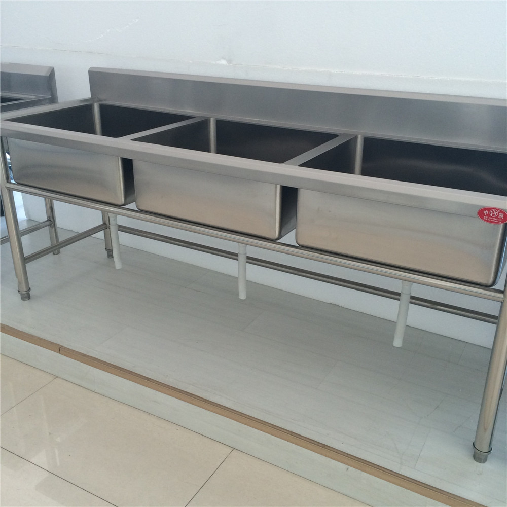 Malaysia Stainless Steel Freestanding Kitchen Sink Triple Bowl Kitchen Sinks Buy Triple Bowl Stainless Steel Sink Malaysia Stainless Steel Freestanding Kitchen Sink Triple Bowl Kitchen Sinks Product On Alibaba Com