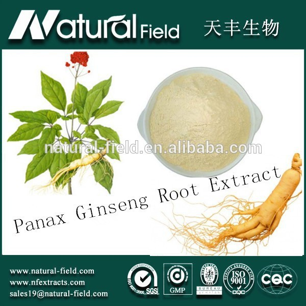 With 12 years experience 100% Pure Standardized ginseng leaf and stem extract