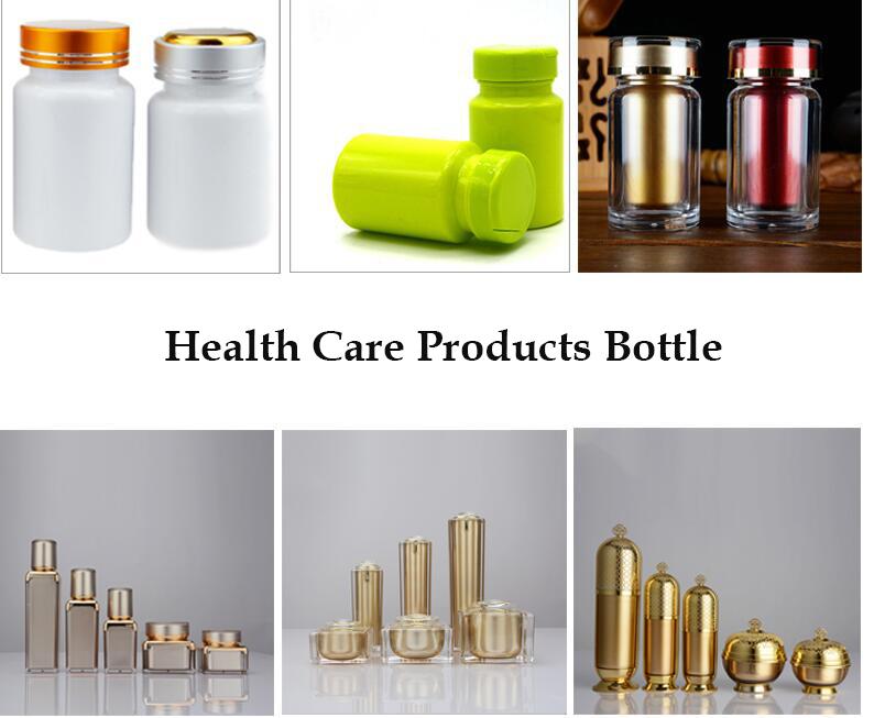 Grande de plástico transparente frascos boticário reciclado pré-formas pet garrafa