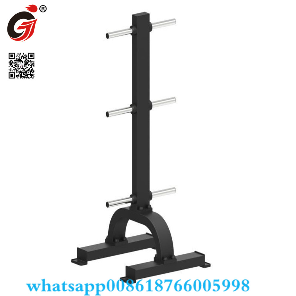 2017 New fitness equipment gym fitness machine strength Vertical Plate Tree JG1601