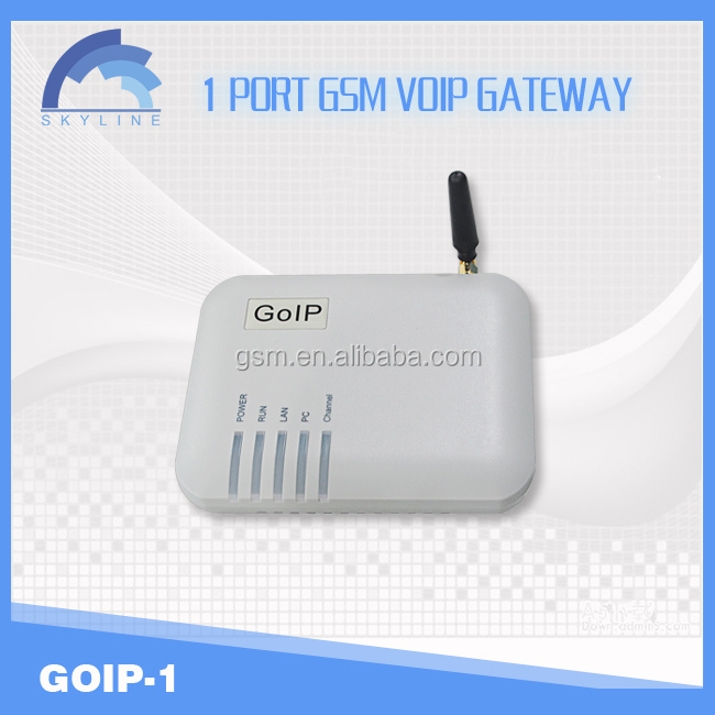 goip -1 voice over ip radio sip gateway radio gateway